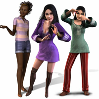 ����� ����������� The Sims � ������  ����!