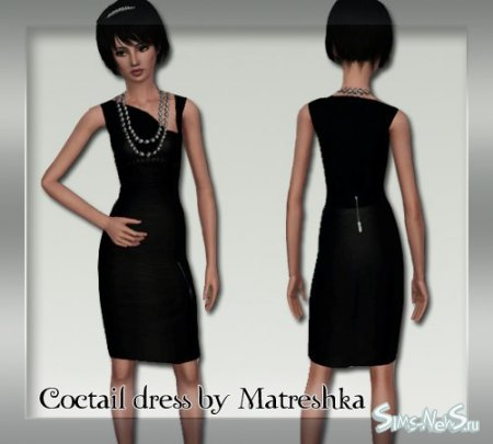 Coctail dress by Matreshka