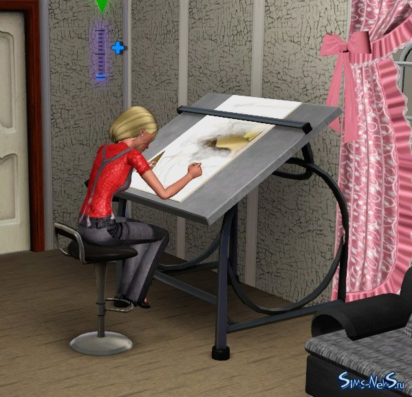 The sims 3 карьера ruorg - 5b90