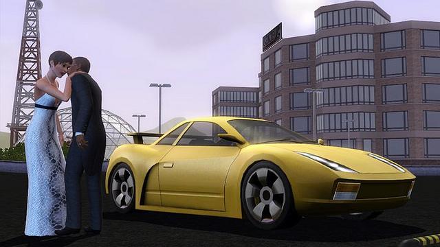 Каталога the sims 3 скоростной режим