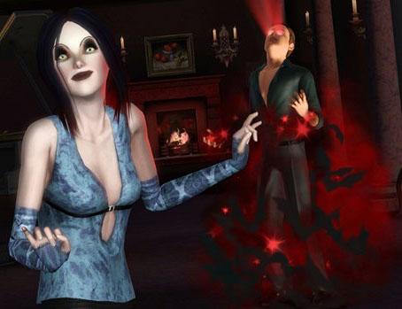 Симс 3 Вампиры Скачать Торрент - фото 5