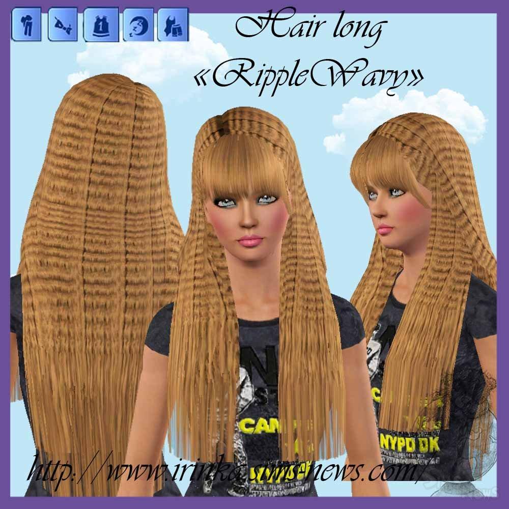 скачать волосы симс 3