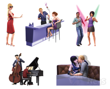 ������� The Sims 3 � ��������