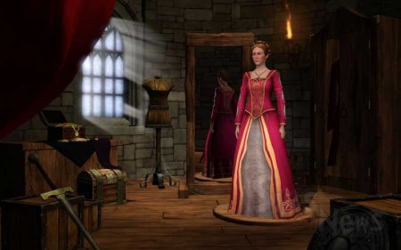 ����� ����������� The Sims Medieval