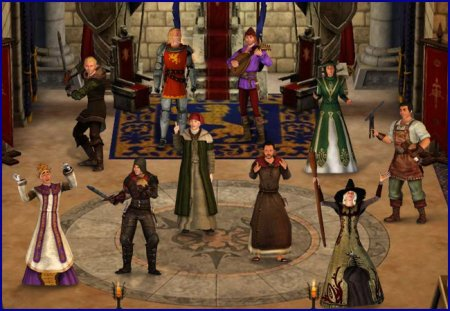 The Sims Medieval - �� � ������