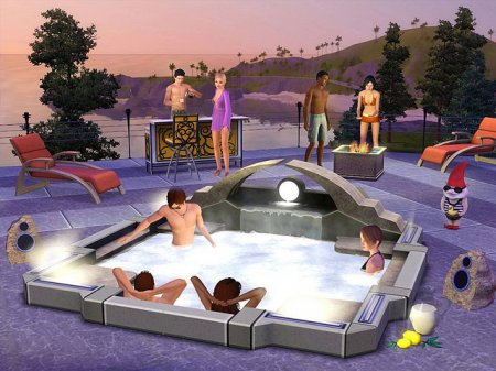 �������� �� �������� The Sims 3: ����� �� �������