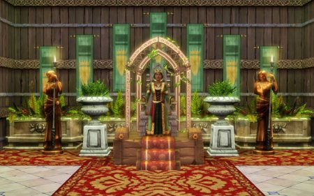 ����� ��������� The Sims Medieval