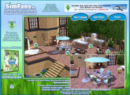 ������������� ��������� �������� �������� The Sims 3: ����� �� �������