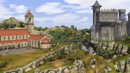 ����� ��������� ���������� � The Sims Medieval