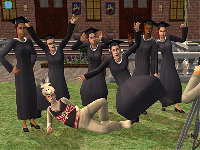 The Sims 2 Университет (The Sims 2 University) » Sims-News ...: http://sims-news.ru/the-sims-2/1470-the-sims-2-university.html