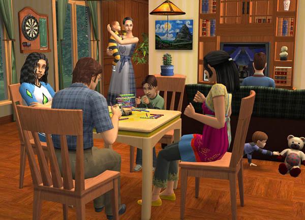 Sims 2 Увлечения В Mediaget