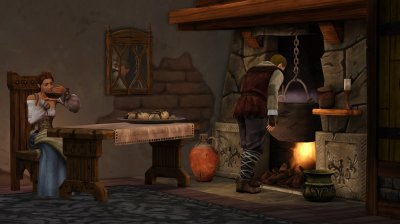 �������� ironhammers.org � ���������� The Sims Medieval - ������ ���������