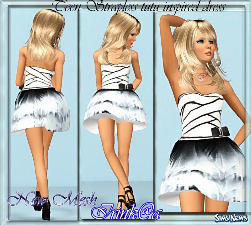 Платье подростковое выкройка