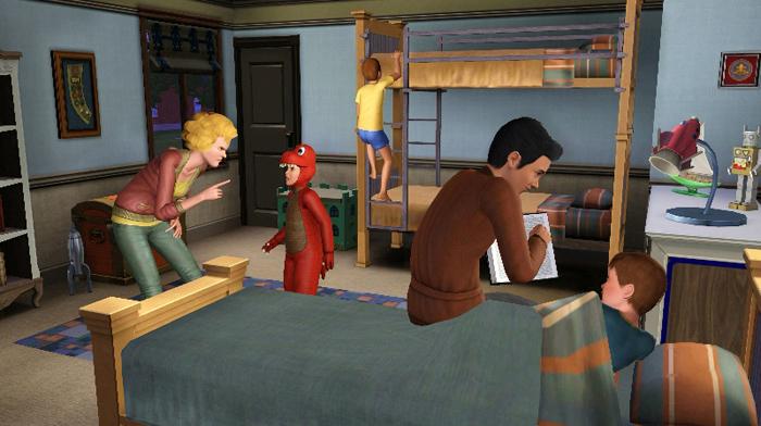Sims 3 все возрасты коды - 13