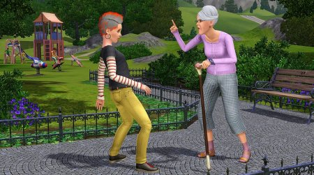 ����� �������� The Sims 3 ��� ��������