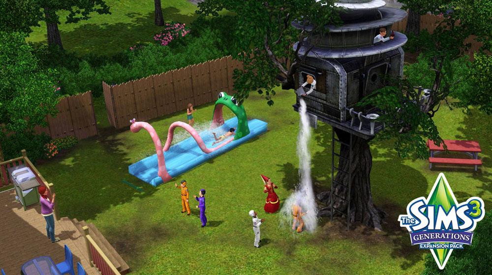 Sims 3 все возрасты торрент - 0651