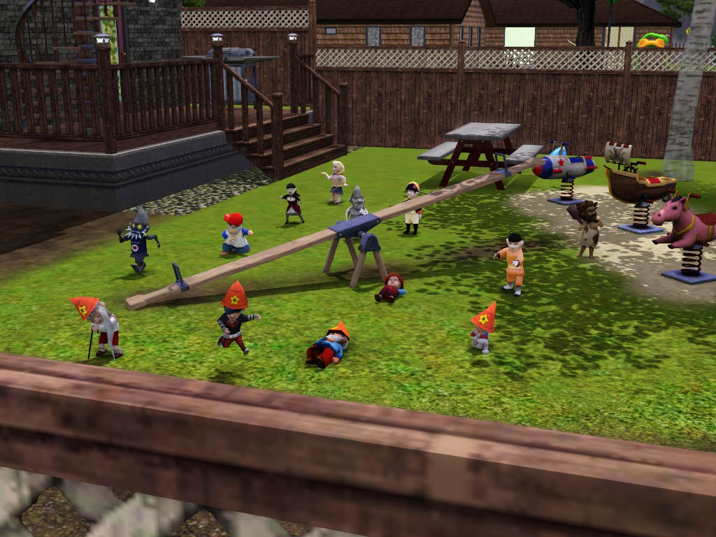 Sims 3 все возрасты торрент - f70a3