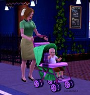 The Sims 3 ��� ��������: ��������������� ��������. ����� 7 � �������