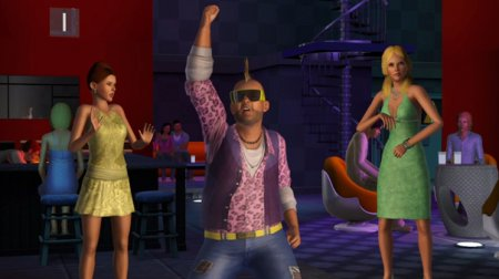 "���������� ""The Sims 3 ��� ��������"" ����� � �������"