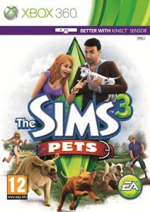 Sims 3 Питомцы ролик на русском языке!