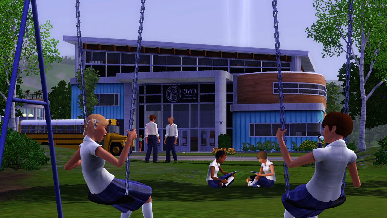 The sims 3 городская жизнь в продаже с 28