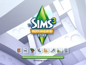 ����� �������� The Sims 3 ��������� �����