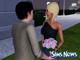 Романтические отношения и свадьба в Симс 3 Все возрасты