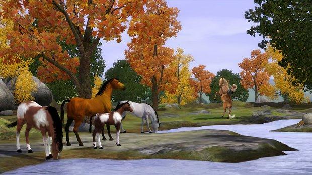 скачать игру The Sims 3 питомцы - фото 6