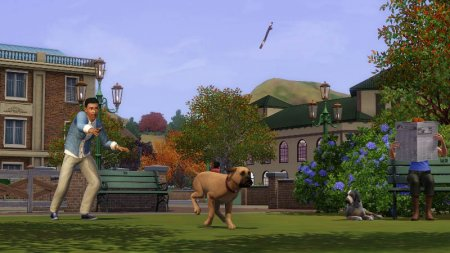 ������� �������� ��� The Sims 3