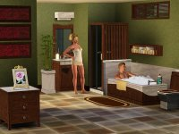 Скриншоты The Sims 3 Master Suite Stuff