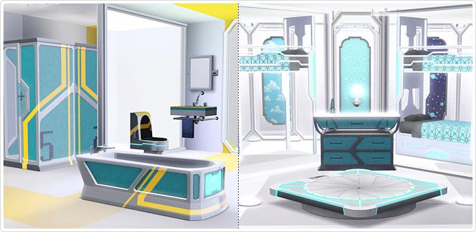 Sims 2 Badezimmer Objekte