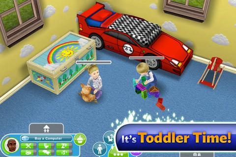 the sims freeplay играть