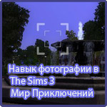 ����� ���������� � The Sims 3 ��� �����������