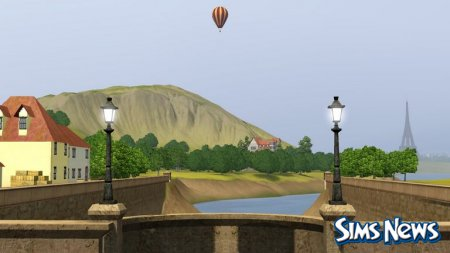 �������������� � The Sims 3 ��� �����������