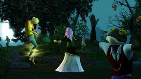 О ведьмах и вампирах в The Sims 3 Сверхъестественное