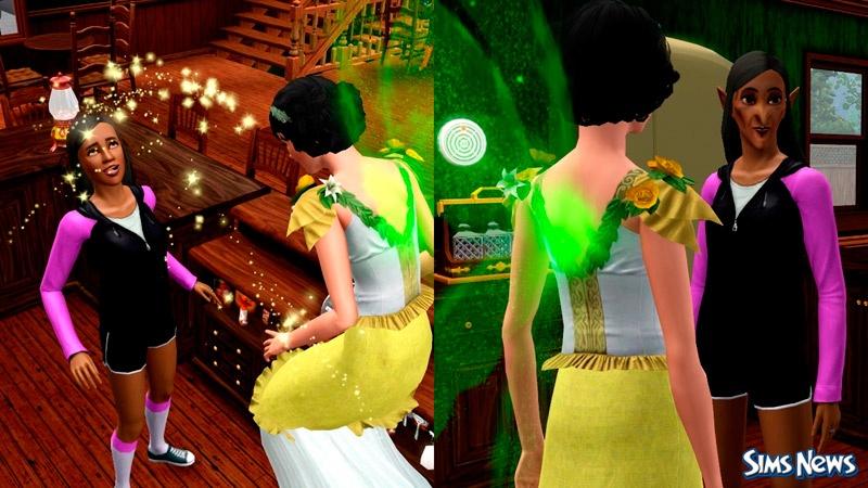 Симс 3 как устроить свадьбу на курорте - 01