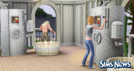 ������� �������� The Sims 3 ��� �����������