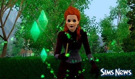 The sims 3 как стать демоном - a3cc