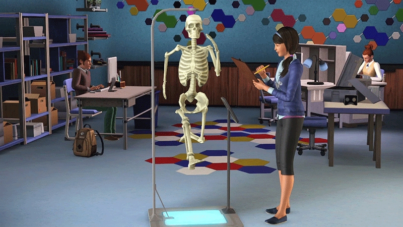 скачать игру Sims 3 студенческая жизнь на компьютер бесплатно через торрент - фото 8