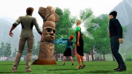 ������ ������ � The Sims 3 ������� ����