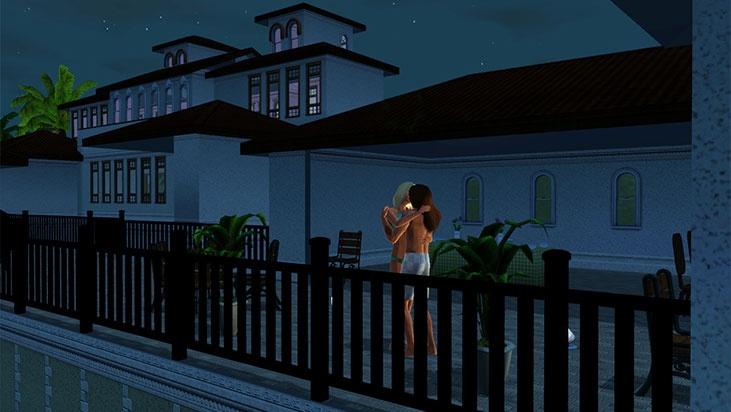 The Sims 3 Райские Острова дополнение