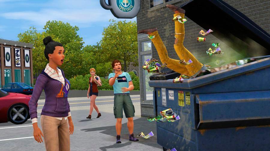 скачать игру Sims 3 студенческая жизнь на компьютер бесплатно через торрент - фото 10