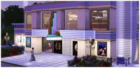 ����� ������ �  �������� The Sims 3 Store