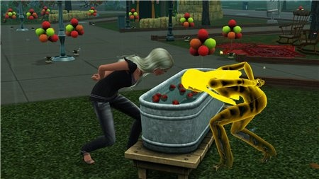 ������� ��������� � ���� ������ � The Sims 3 ������� ����