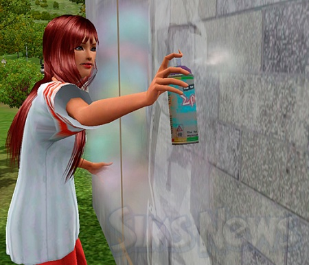 ����� �����-��� � The Sims 3 ������������ �����