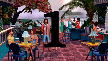 ����� ������� � The Sims 3 ������� ������� ��� �����!