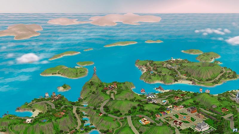 симс райские острова скачать торрент