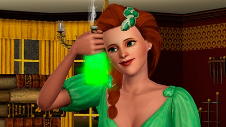 ����� �������  � ��������   � The Sims 3 ������������������