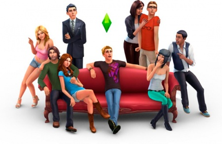 ��� ���� ��� The Sims 4