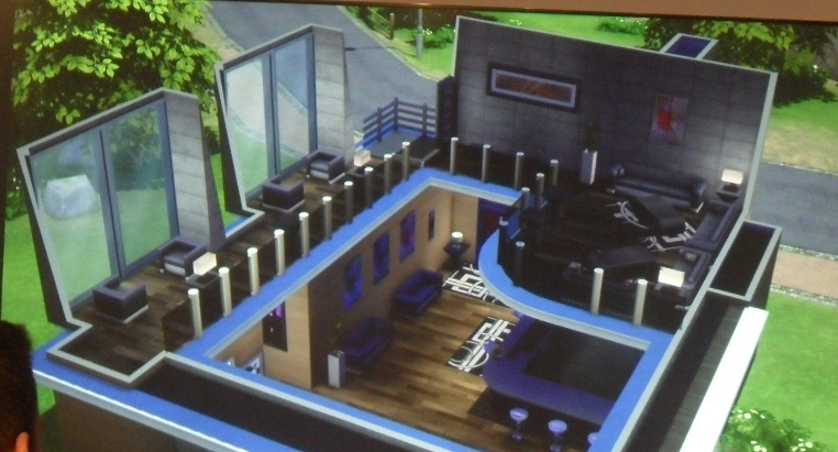 The sims 4 - The sims 3 case moderne ...